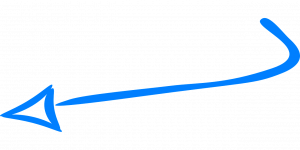 arrow, turn, left